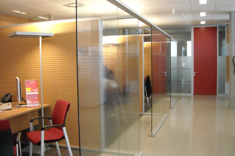 oficinas caixa terrassa bbva artis
