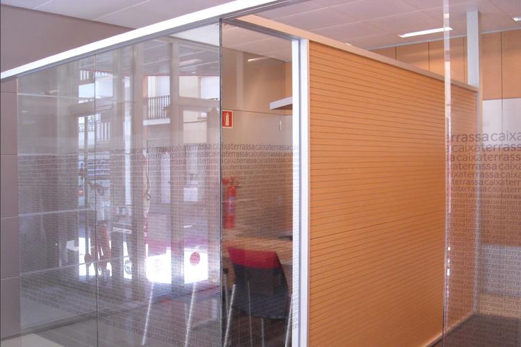 Oficinas caixa terrassa bbva artis for Oficinas y cajeros bbva
