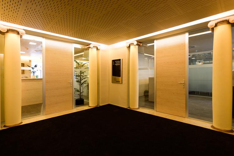 oficinas corporativas banco unnim bbva artis